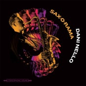 "Image of Dani Nel·lo ""Sax-O-Rama"" CD"