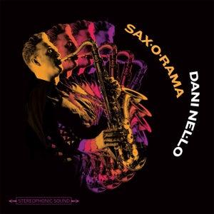 "Image of Dani Nel·lo ""Sax-O-Rama"" CD"