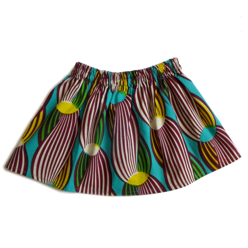Image of Candy cotton skirt