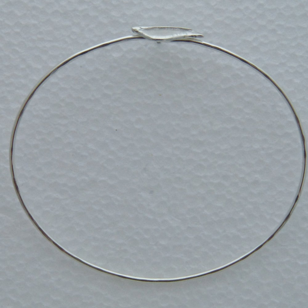 Image of Leaf bangle