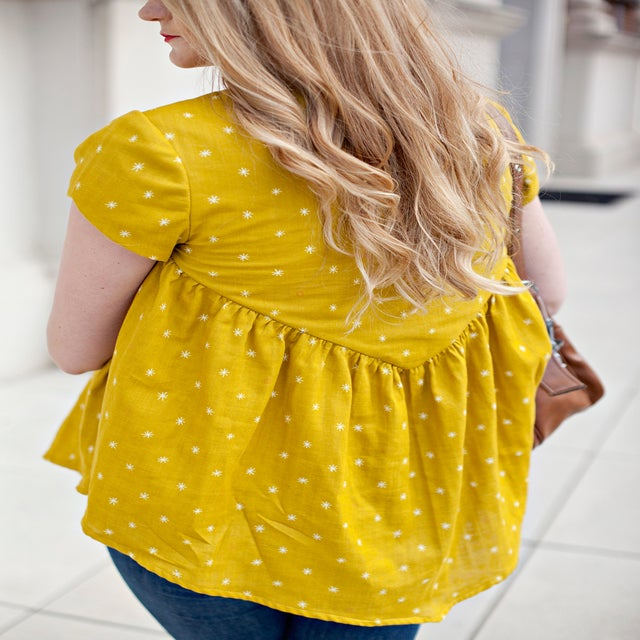 Image of the SOHO blouse