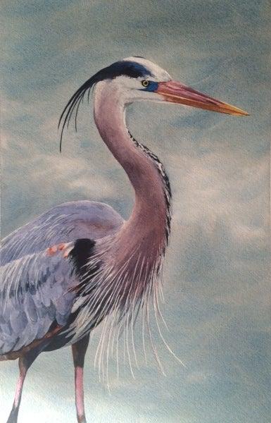 Image of Blue Heron