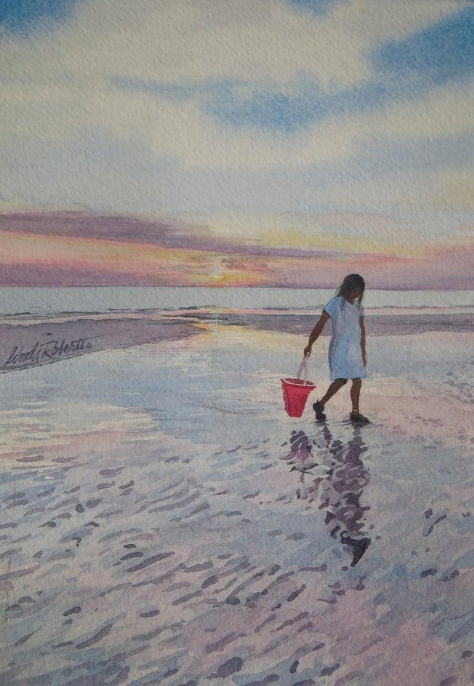 Image of Liv's Beach Bucket