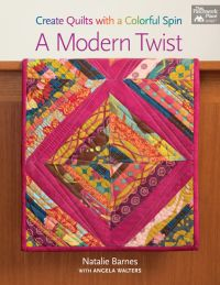 Image of A MODERN TWIST by Natalie Barnes with Angela Walters