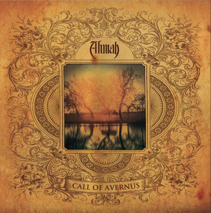 Image of Alunah - Call of Avernus [LP]