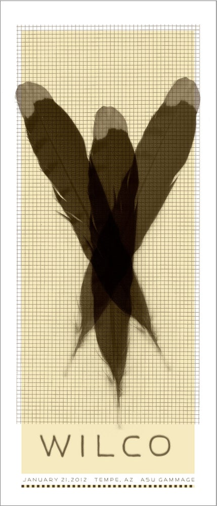 Image of Wilco Feather
