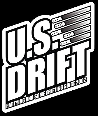 Image of USDrift Bomb Decal
