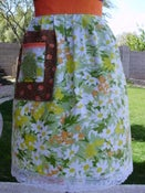 """Image of """"Lovely"""" Spring Apron"""