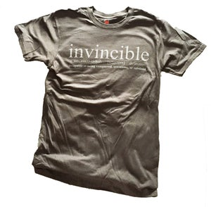 Image of The Invincible Shirt (Men)-ON SALE
