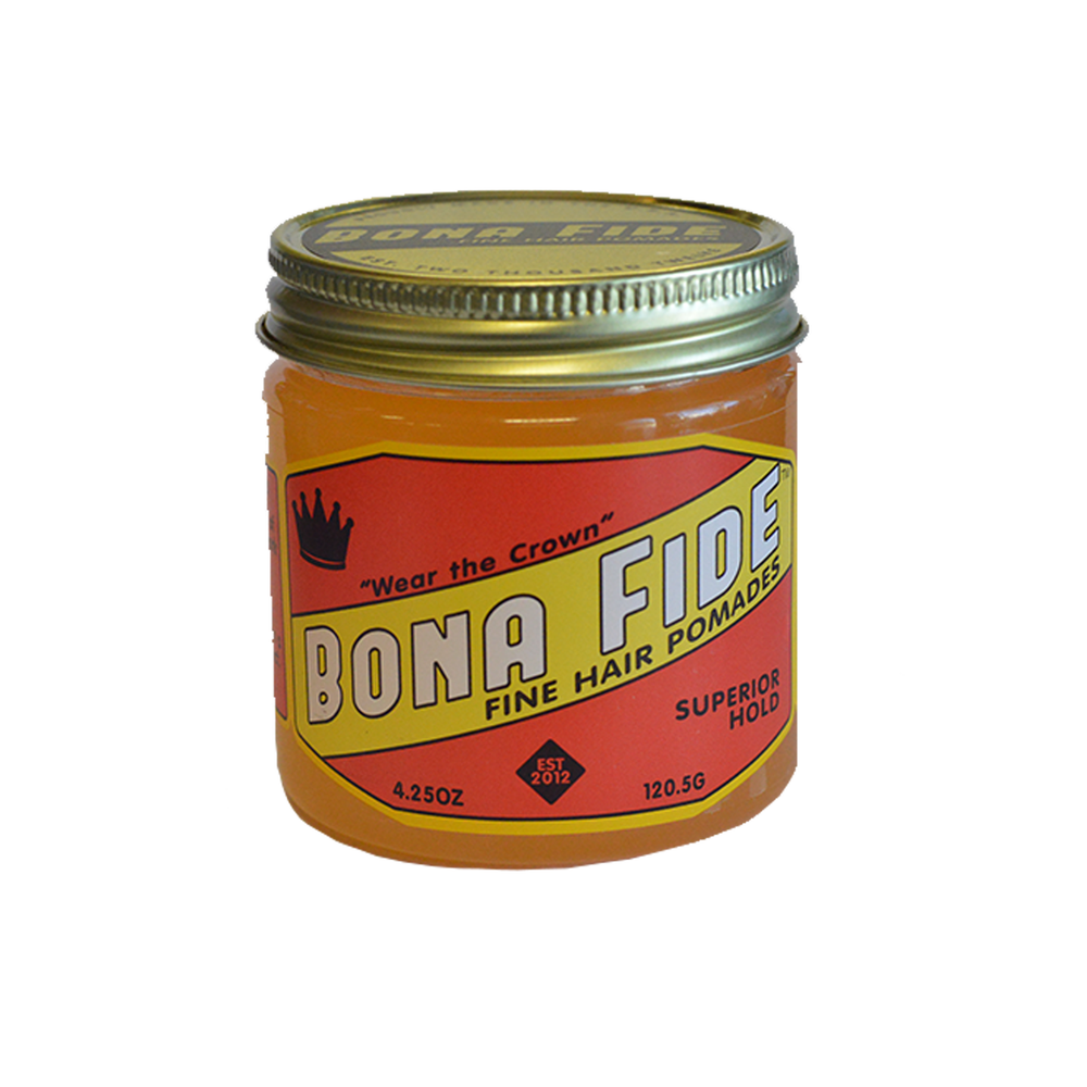 Image of Bona Fide Pomade Superior Hold 4.25oz