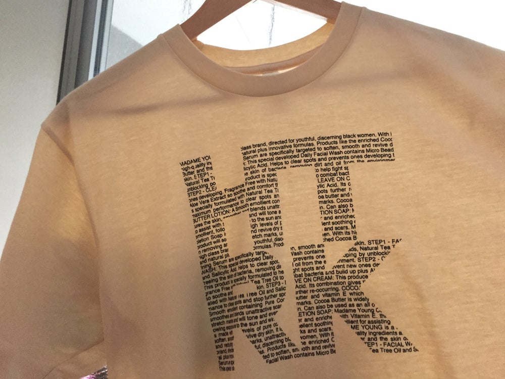 Image of HTRK Body Lotion T-Shirt
