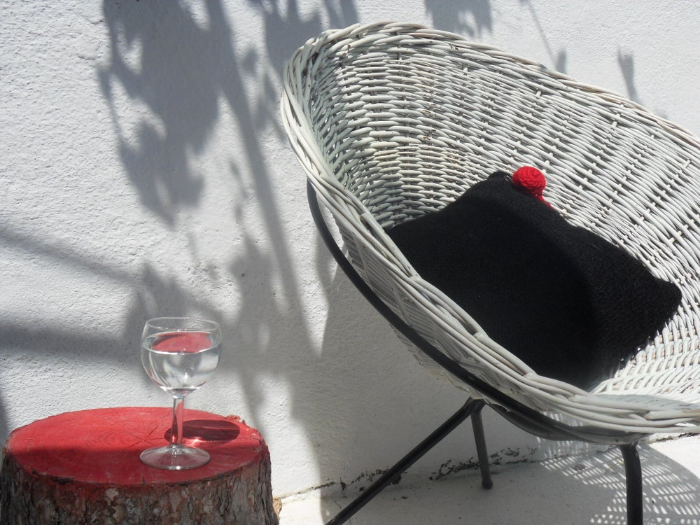 Image of Fauteuil Osier cocktail