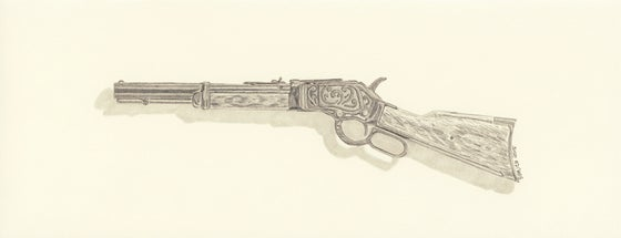 Image of Lever Action Rifle