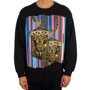 Image of Lambo Keem Collabo Crew (Black)
