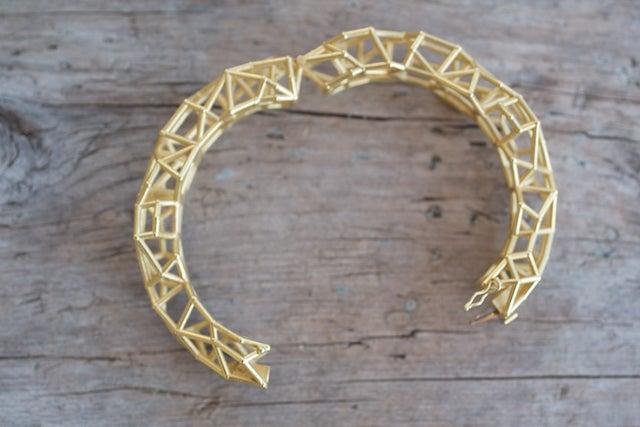 Image of Spaceframe Bracelet