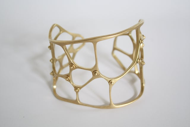 Image of Stud Cuff Bracelet, special order