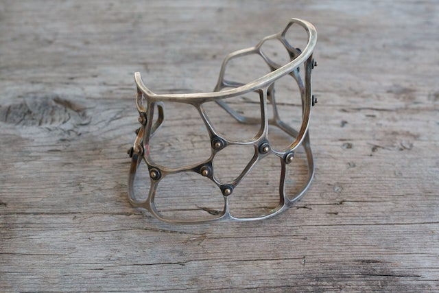 Image of Stud Cuff Bracelet, special order