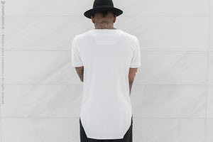 Image of Urban Flavours NYC SOHO Picture T-Shirt White