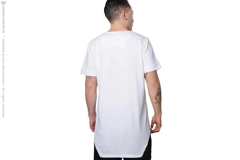Image of Urban Flavours NYC SOHO Plain T-shirt White