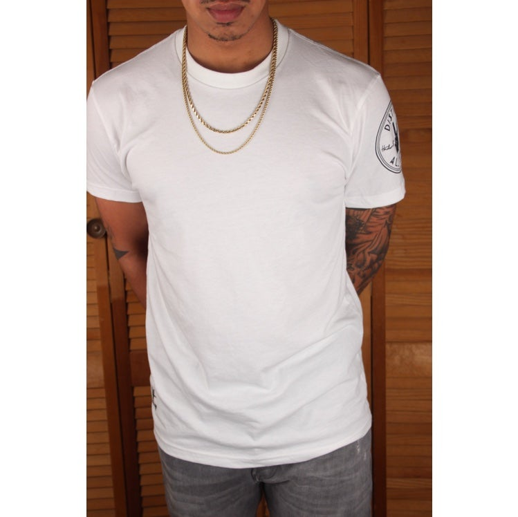 Image of Handwritten Natural Simple Style T-shirt