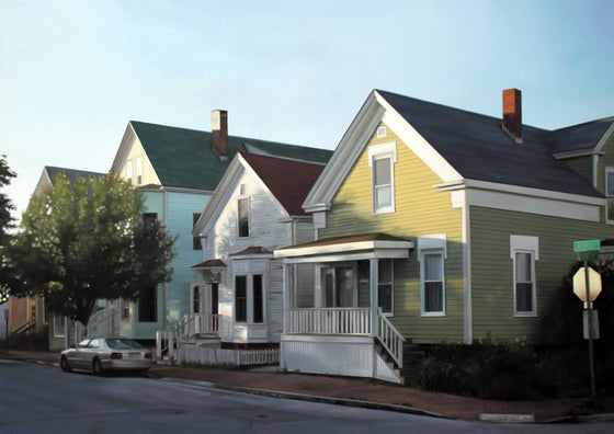 Image of Morning On Merrill Street // Limited Edition Print
