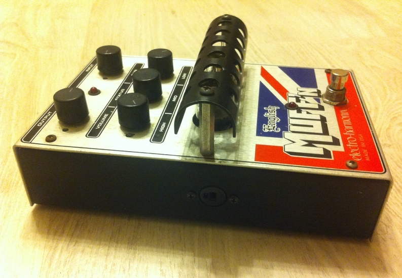 Image of Electro-Harmonix Classics English Muff'n Overdrive / Guitar Effects Pedal