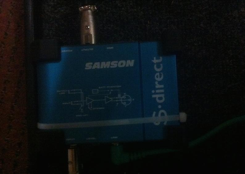 Image of S-direct / Mini Direct Box