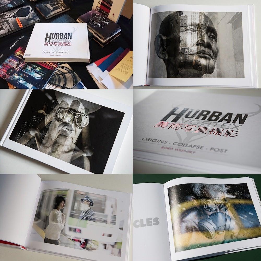 Image of Hurban Vortex Art Book