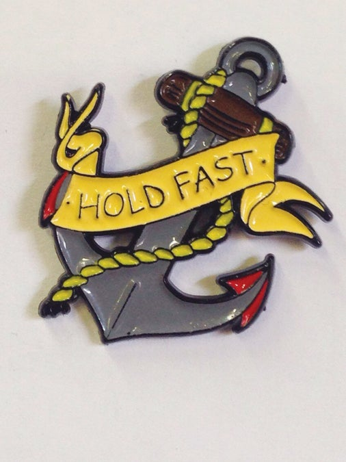 Image of Hold Fast Pin