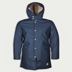 Image of WEEKEND CONNOISSEUR 'D'ARBLAY' JACKET [NAVY]