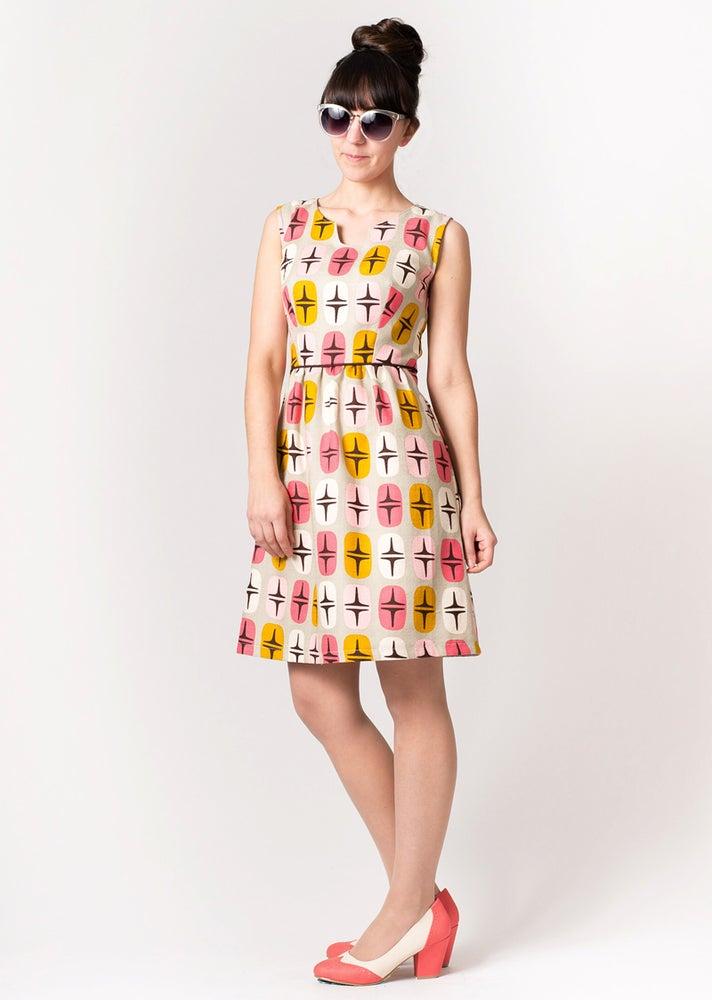 Image of ROXY DRESS: Atomic Print