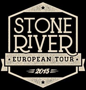Image of Stone River European 2015 Tour Shirts