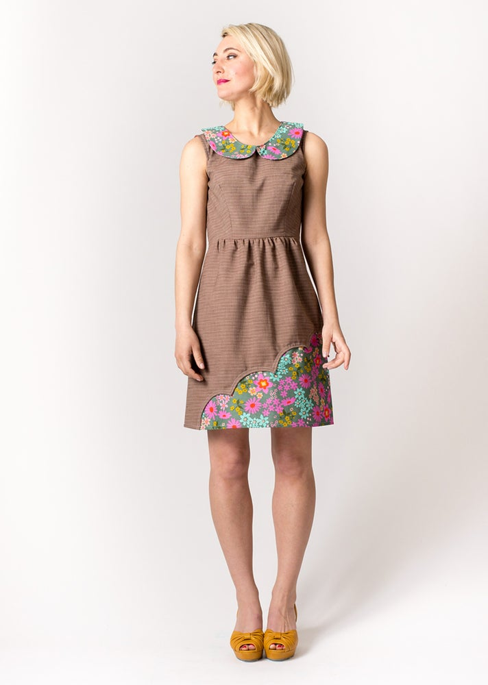 Image of HONEYSPOT DRESS: Floral