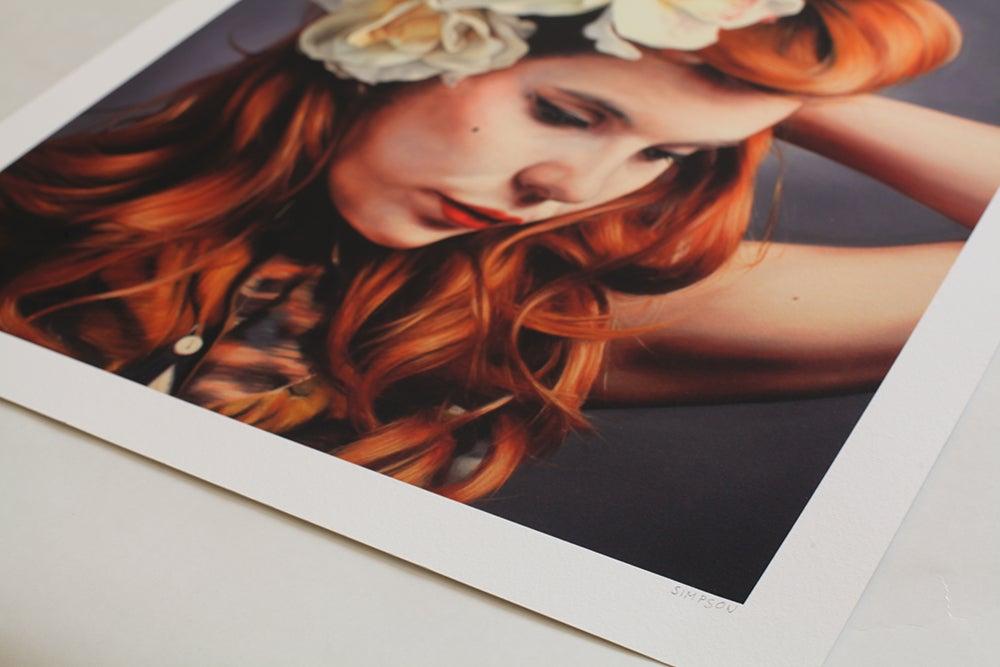 Image of Paloma Faith // Limited Edition Print