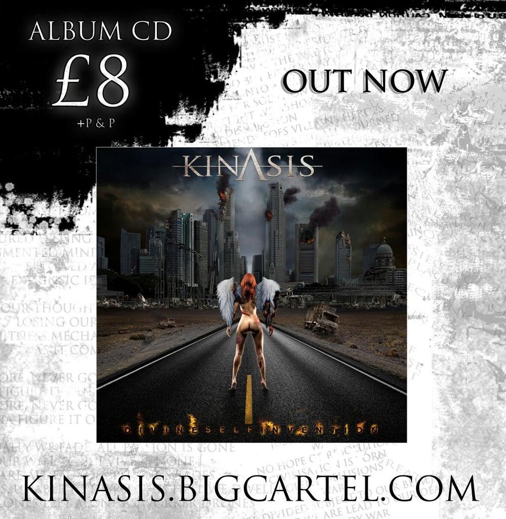 Image of Divine Self Invention CD