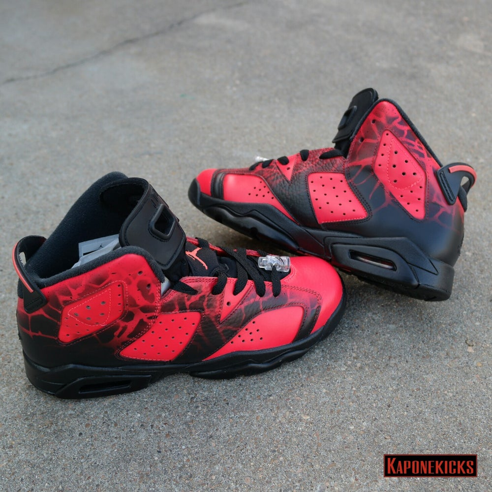 Image of jordan 6 infrared 23