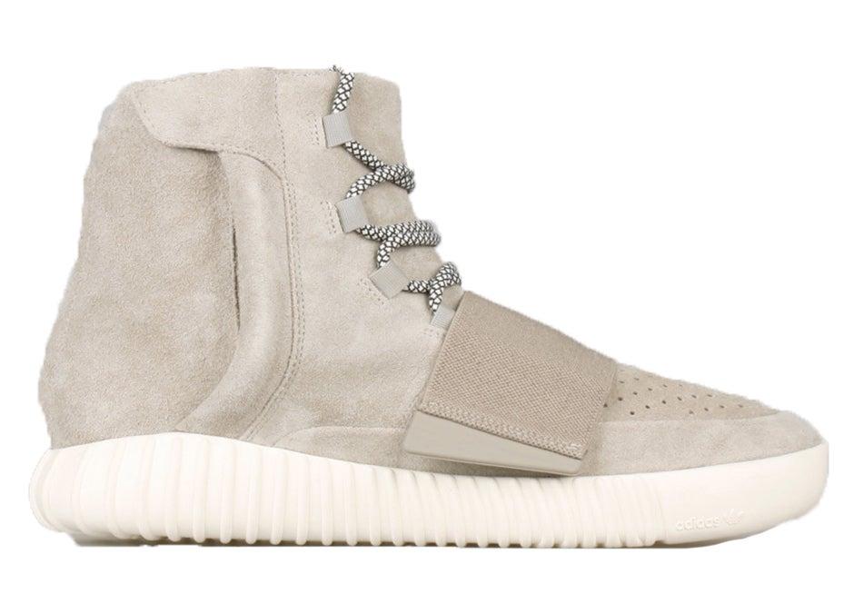 Image of Adidas x Kanye West Yeezy 750 Boost 'Grey'