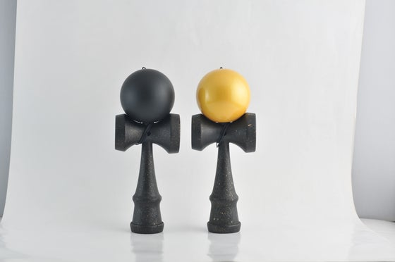 "Image of Everyday Kendama- ""Golden black""version"