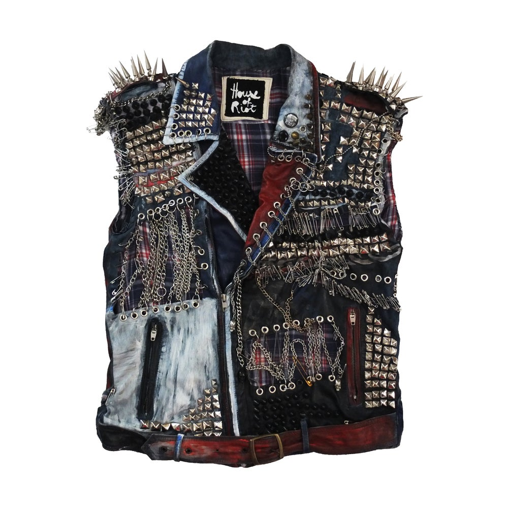Image of FREEDOM SPIKE VEST