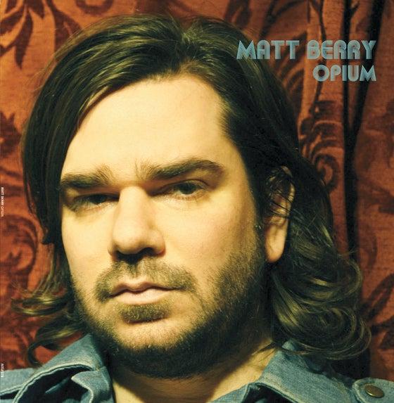 Image of Matt Berry -Signed Limited Edition Orange Opium Vinyl Album - LP