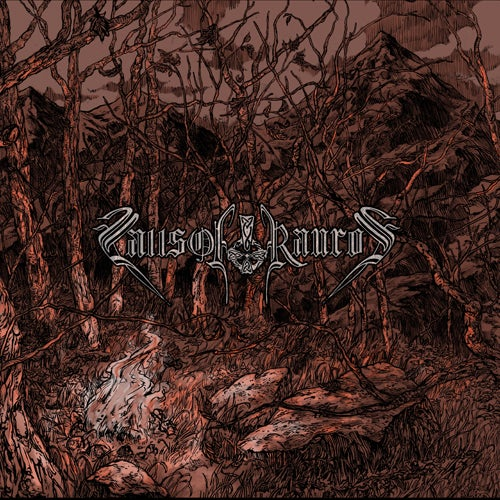 Image of Falls of Rauros - Hail Wind and Hewn Oak 2xLP