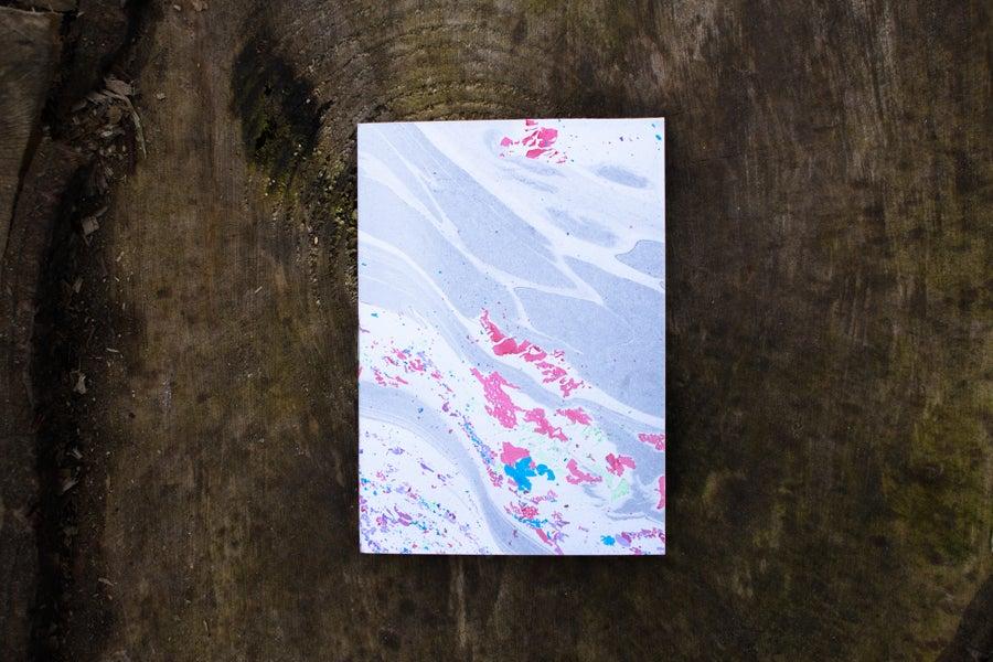 Image of Grey Pocket Notebook