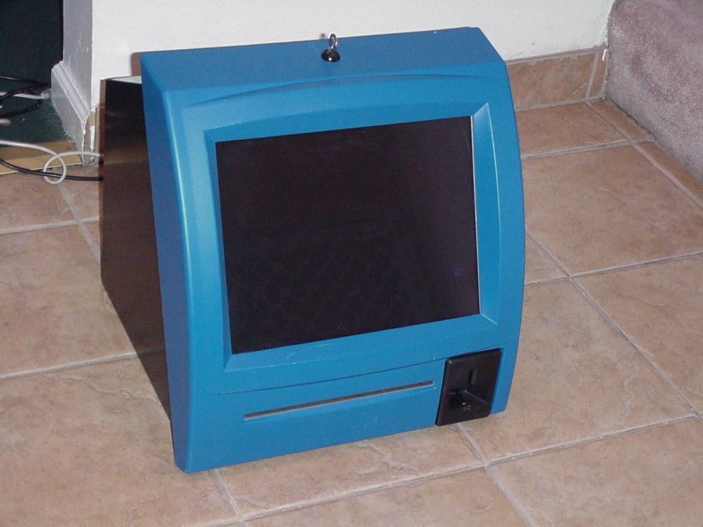 Image of NCR ATM Machine Model no. PUP55-14