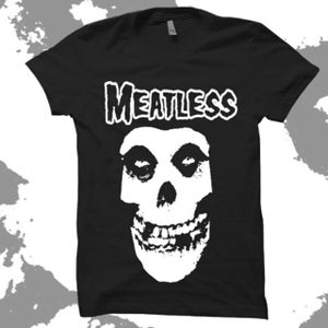 Image of Meatless Skull Tee