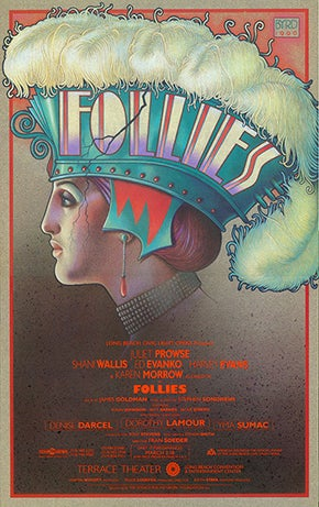 "Image of ""FOLLIES"" 1991 20th ANNIVERSARY"