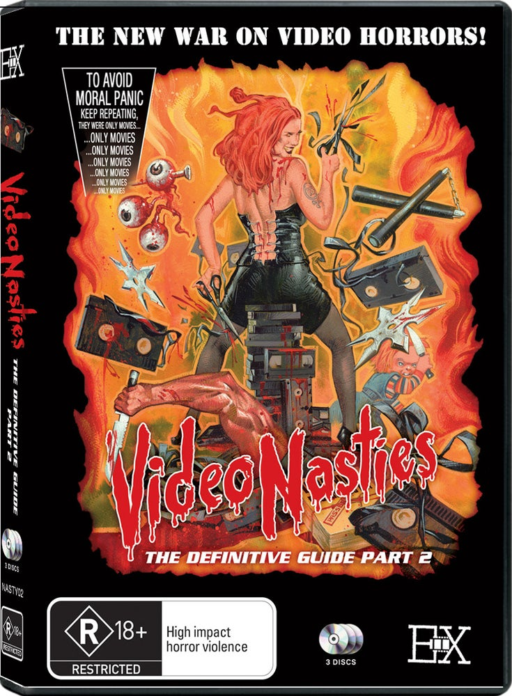 Image of Video Nasties: The Definitive Guide PART 2