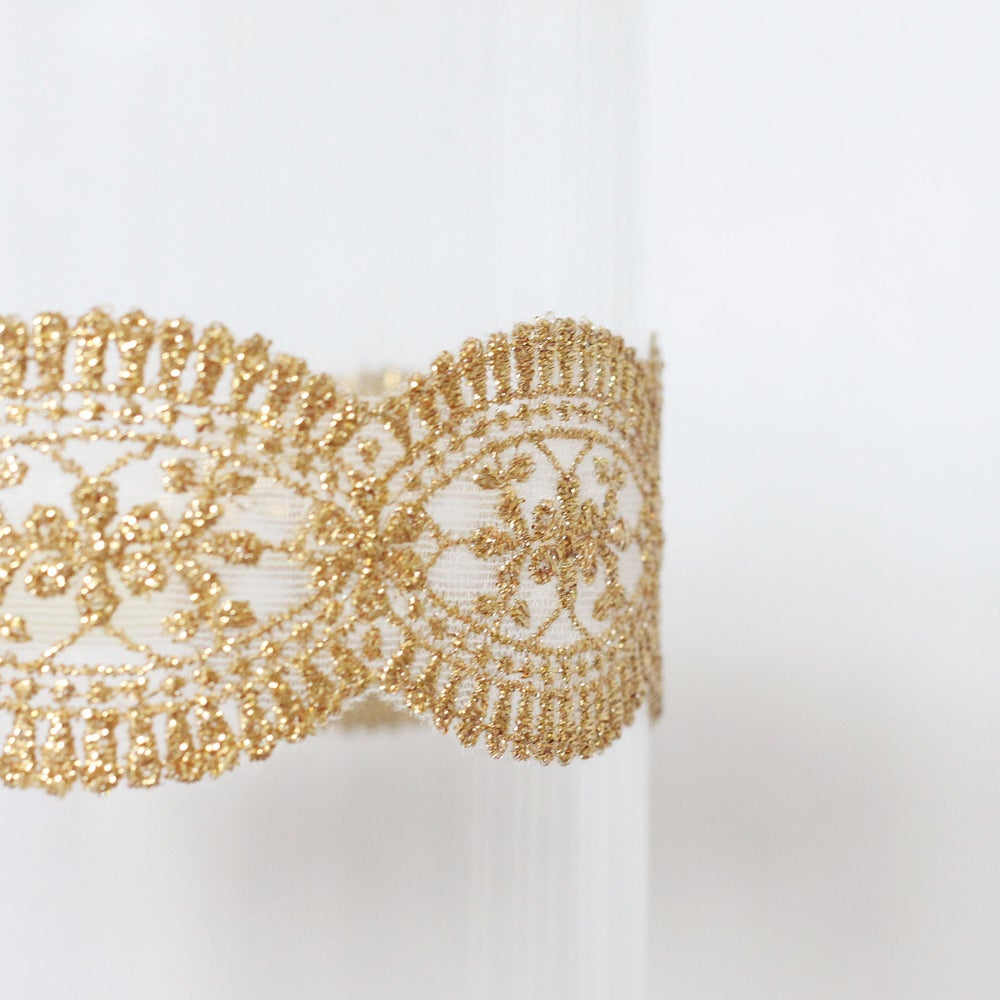 Image of Daisy Lace Headband