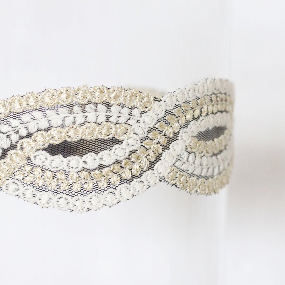 Image of The Emily Lace Headband - Adult