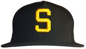Image of S SnapBack | BLACK