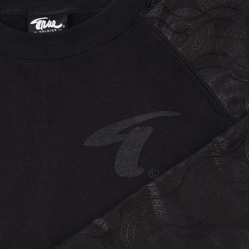 Image of OHIMAA Sweatshirt Black
